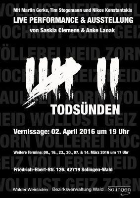7 Todsünden | Solingen-Wald