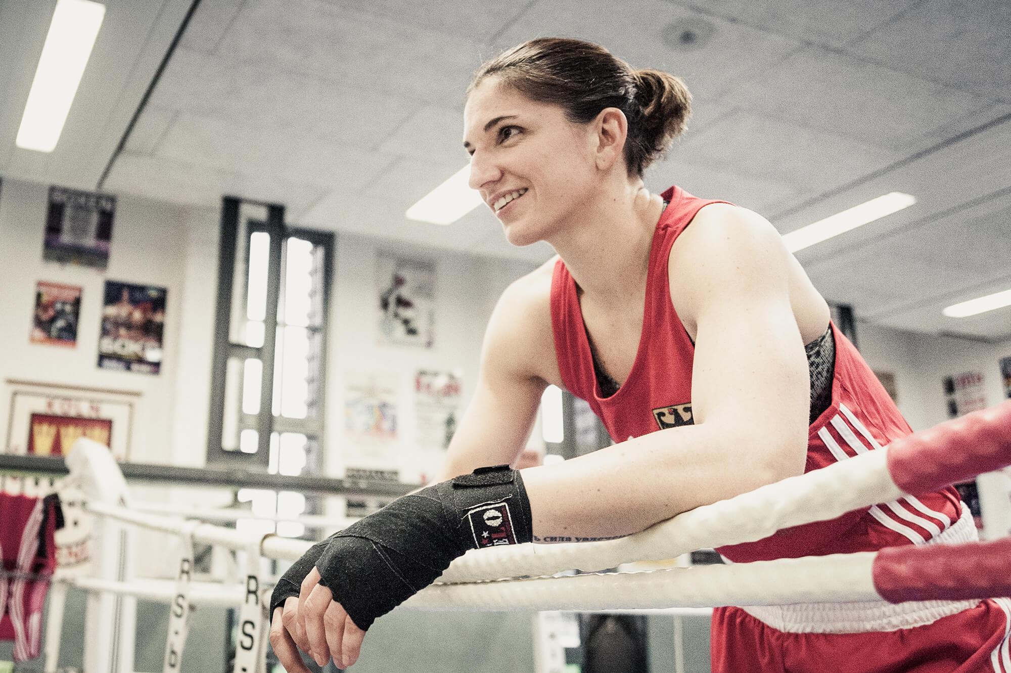 Nadine | Boxerin